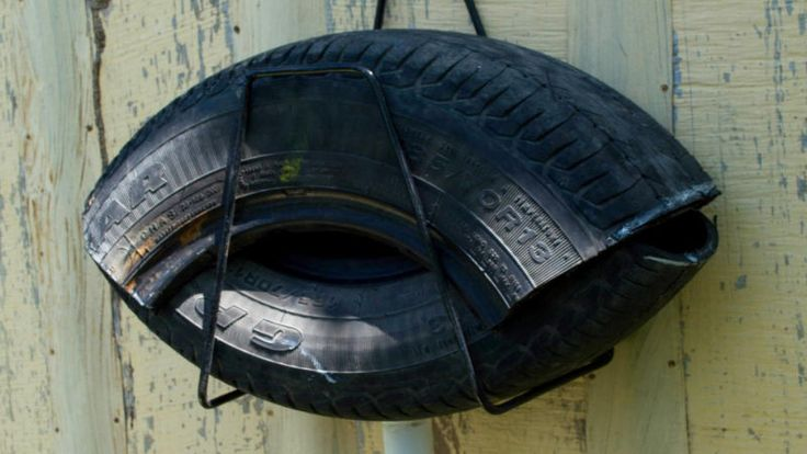 Mosquitoes love to breed inside discarded car tires. So why not use this against them? Such is the thinking of Canadian researchers who have developed a DIY mosquito trap that's already proving its worth in field tests.