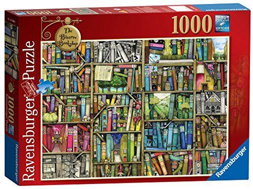 Ravensburger The Bizarre Bookshop 1000 Piece Puzzle Raven... https://www.amazon.com/dp/B0034XQX2Y/ref=cm_sw_r_pi_dp_x_BXg3ybW3RMZY0