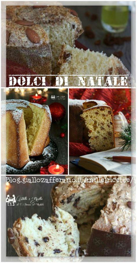Ricette dolci di natale italiane