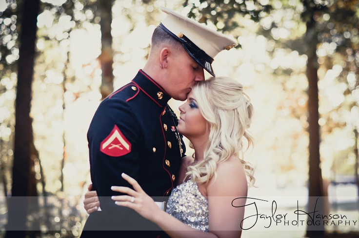 Taylor Hanson Photography: Cody and Danielle [[Marine Corps Ball]]