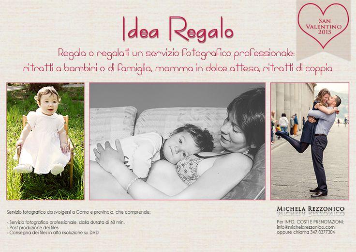 Gift Ideas - Idea Regalo | Photo Shoot: engagement, family portrait, maternity portrait child & baby portraits - Servizio fotografico: foto di coppia, prewedding, ritratti a bambini, maternità, di famiglia