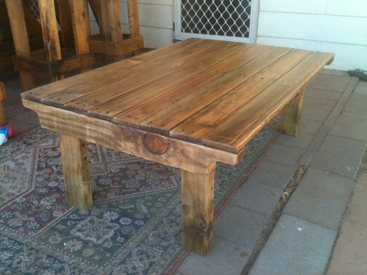 68 best images about looky what i did on pinterest for Coffee tables 4x4