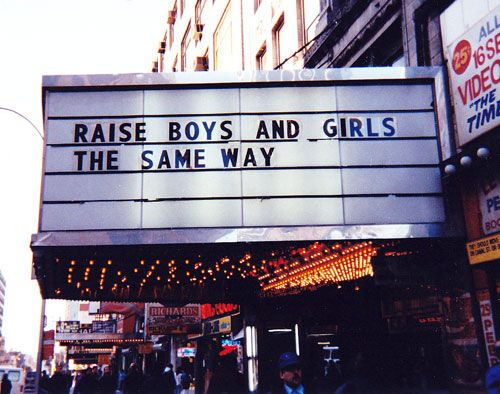 Jenny Holzer: Marquees (1993)