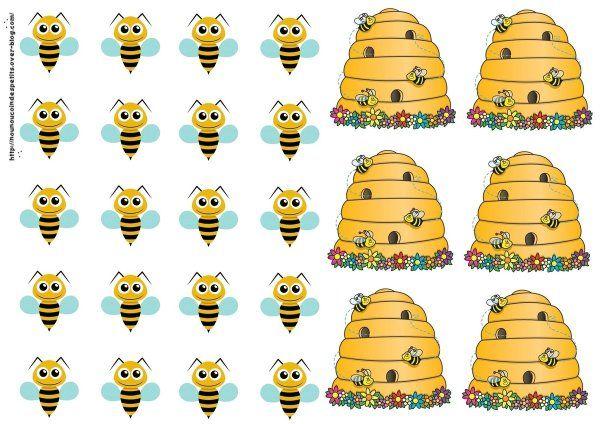 """.. Printemps .. """" les abeilles """""""