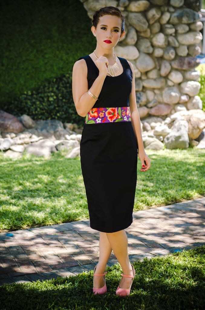 Vestido Alejandra - Arellano's - Folklor a la Moda