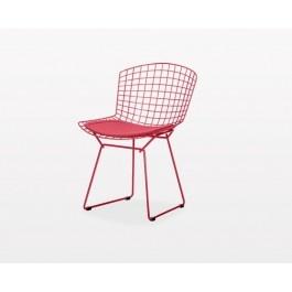 Cadeira Bertoia Vermelha. www.oppa.com.br