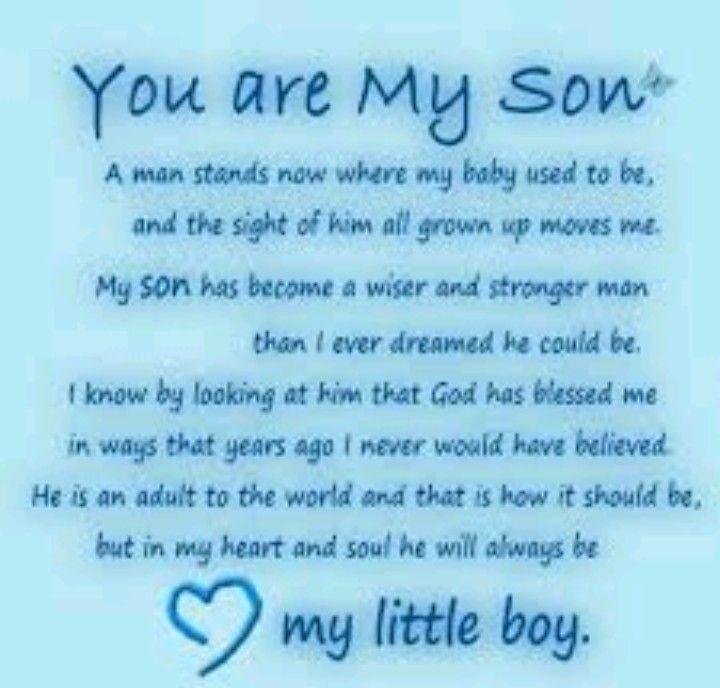 Special Happy 21st Birthday Son From Mom Mendijonas Blogspot Com