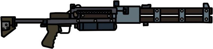 Walfas Weapons: Hellbreath(Metro 2033) by RED-IMPRISONER