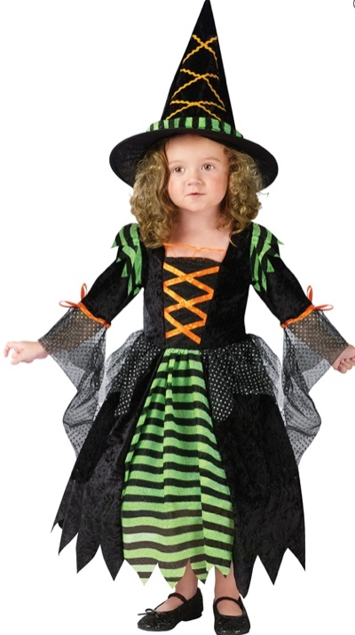 Toddler Witch Costume - Miss Witch - NEW! $27.99