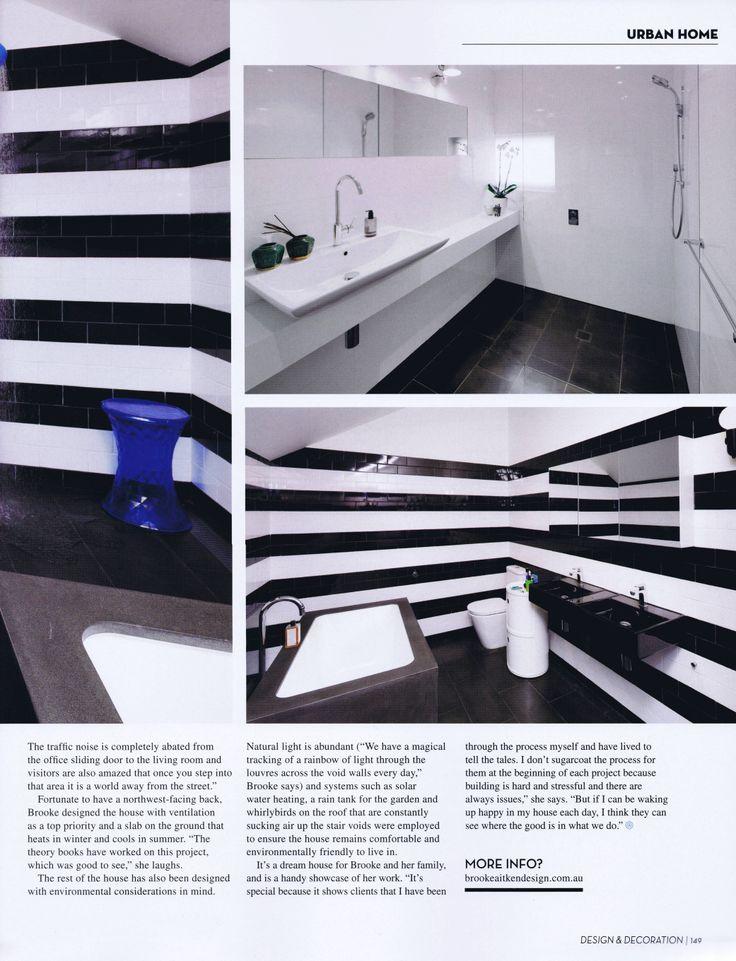 Design & Decoration Vol 4 Page 10 Brooke Aitken Design