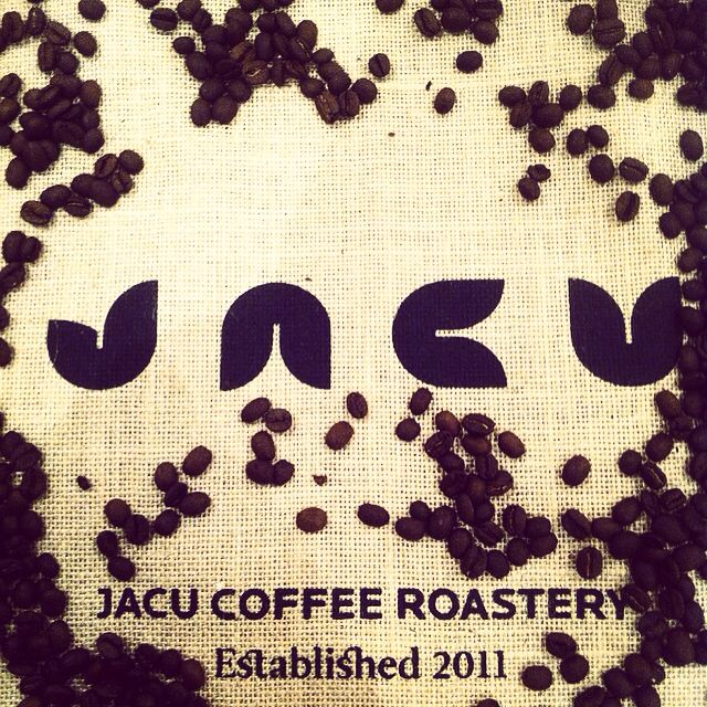 #jacu #coffee #roastery #logo #design