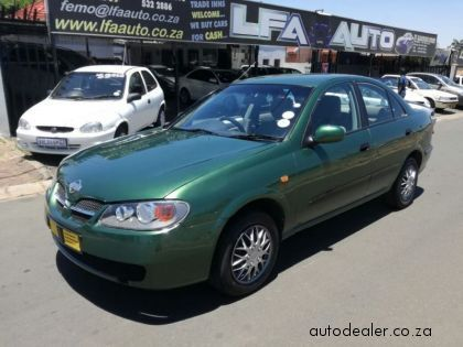 Price And Specification of Nissan Almera 1.6i For Sale http://ift.tt/2yTo6CX