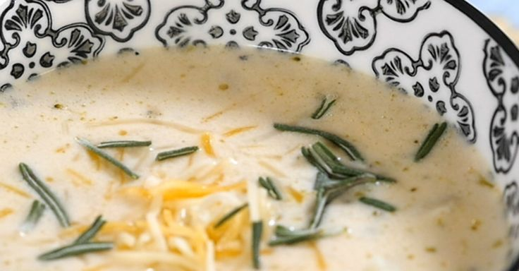 If You've Got These 5 Ingredients And 30 Minutes, This Broccoli Cheddar Soup Can Be Yours!!