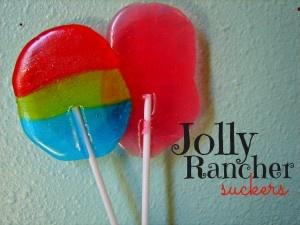jolly rancher sucker...kid craft - A girl and a glue gun