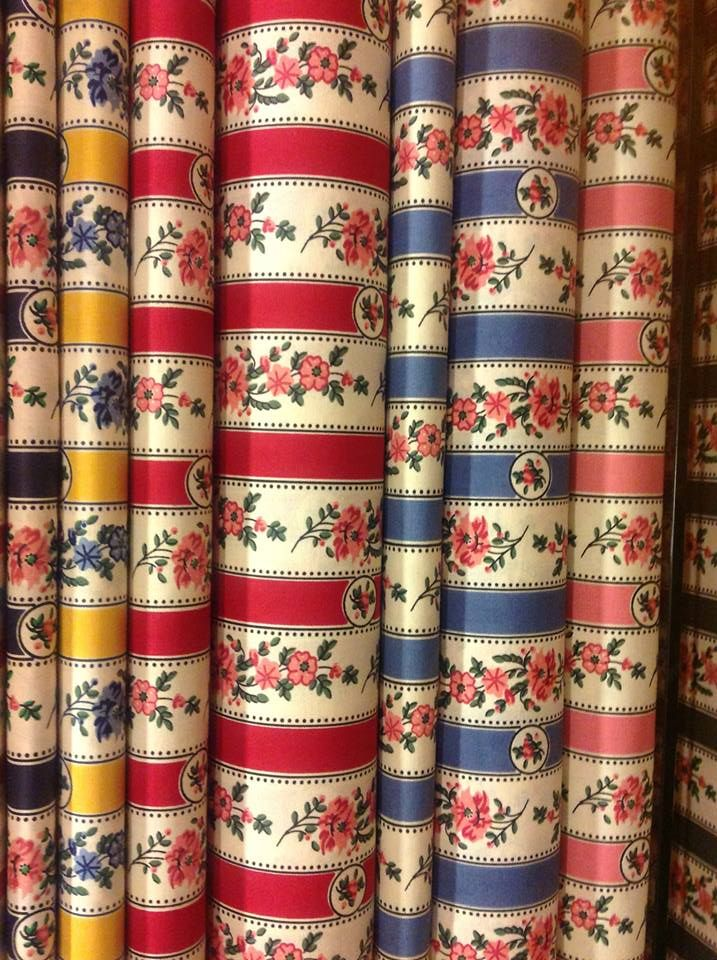 Alcobaça chintz patterns - Portuguese traditional fabrics  #Portugal