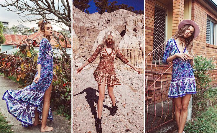 Neu entdeckt: dieses australische Label macht wunderschöne, bezahlbare Boho-Kleider