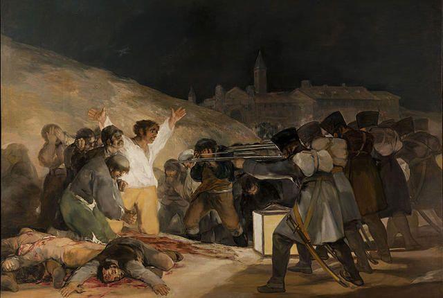 The Third of May 1808
