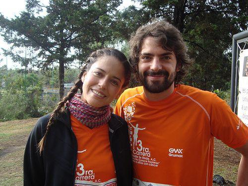 Ana Claudia Talancón y Jose María de Tavira