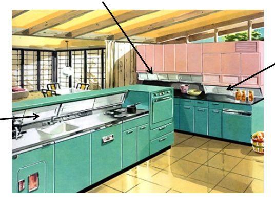 119 Best Vintage Kitchen Images On Pinterest