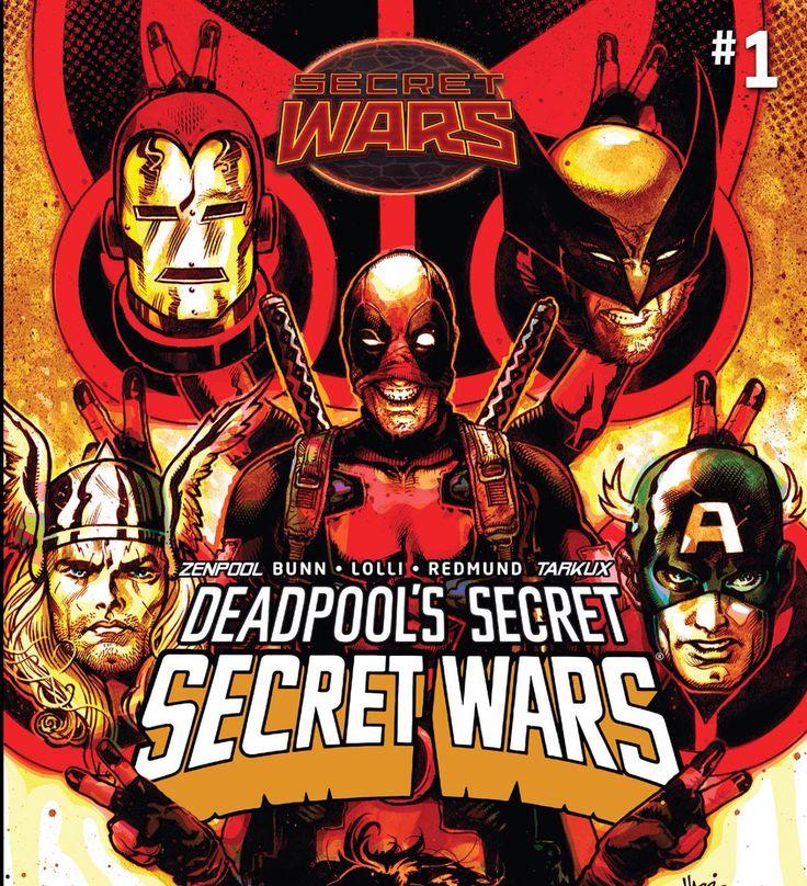 Deadpools Secret