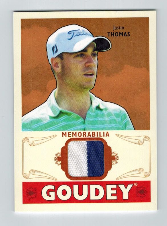 2016 16 JUSTIN THOMAS UPPER DECK GOODWIN GOUDEY GOLF USED PATCH RELIC  Price : 2.99  Buy it now price :  Current bids : 1  Ends on : 4 days  Shop now  - #Golf https://lastreviews.net/sports-fitness/golf/2016-16-justin-thomas-upper-deck-goodwin-goudey-golf-used-patch-relic/
