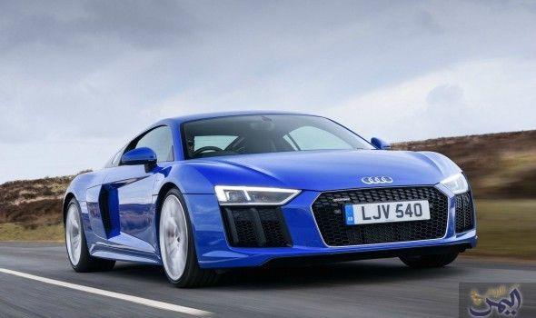 أودي الأفضل في عالم السيارات بسبب مميزاتها R8 Rws In 2020 Sports Car Car Bmw
