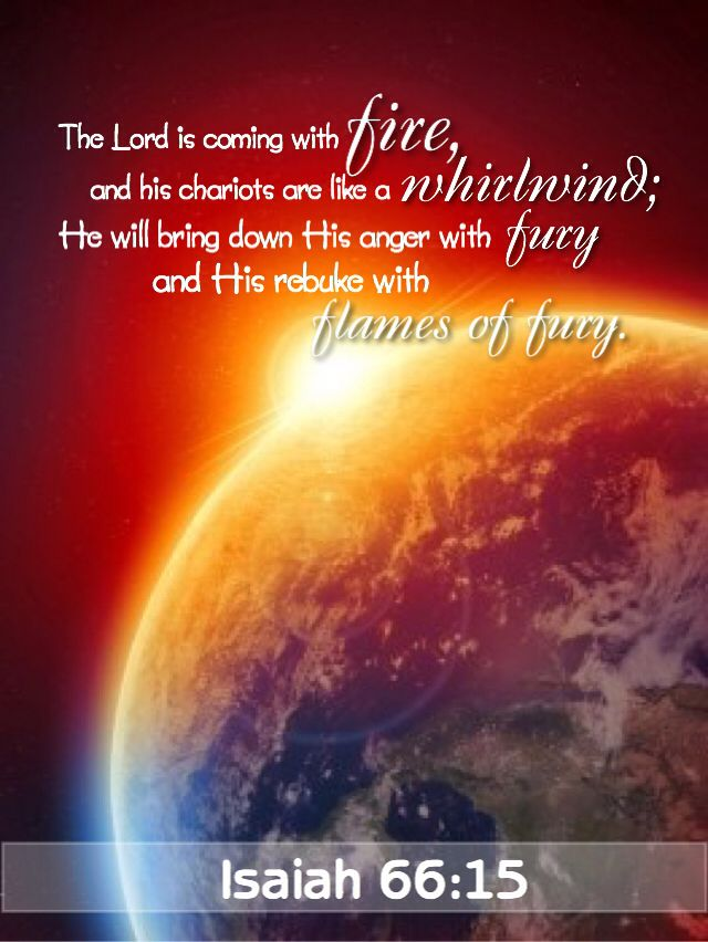 The second coming of Christ is upon us. Do you know Jesus? Are you living for him??? Be sure...