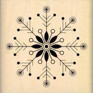 Florilèges Design - Flocon petits cercles