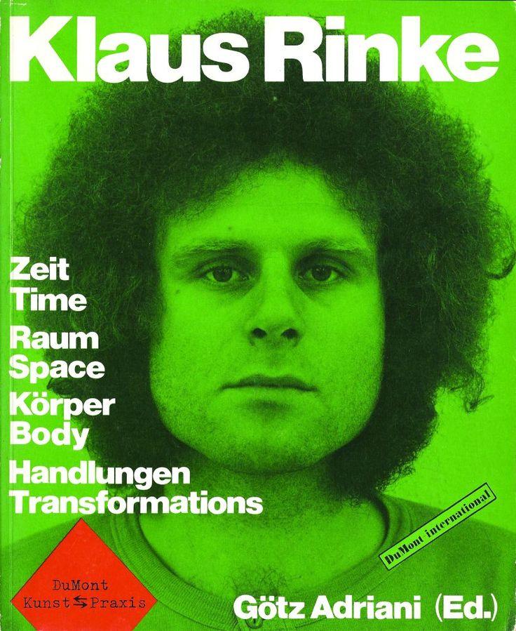 Klaus Rinke portrait - Cerca con Google
