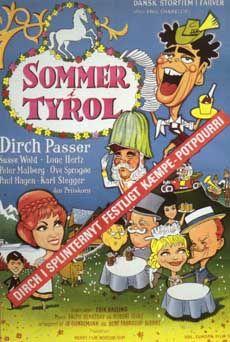Sommer i Tyrol (1964)