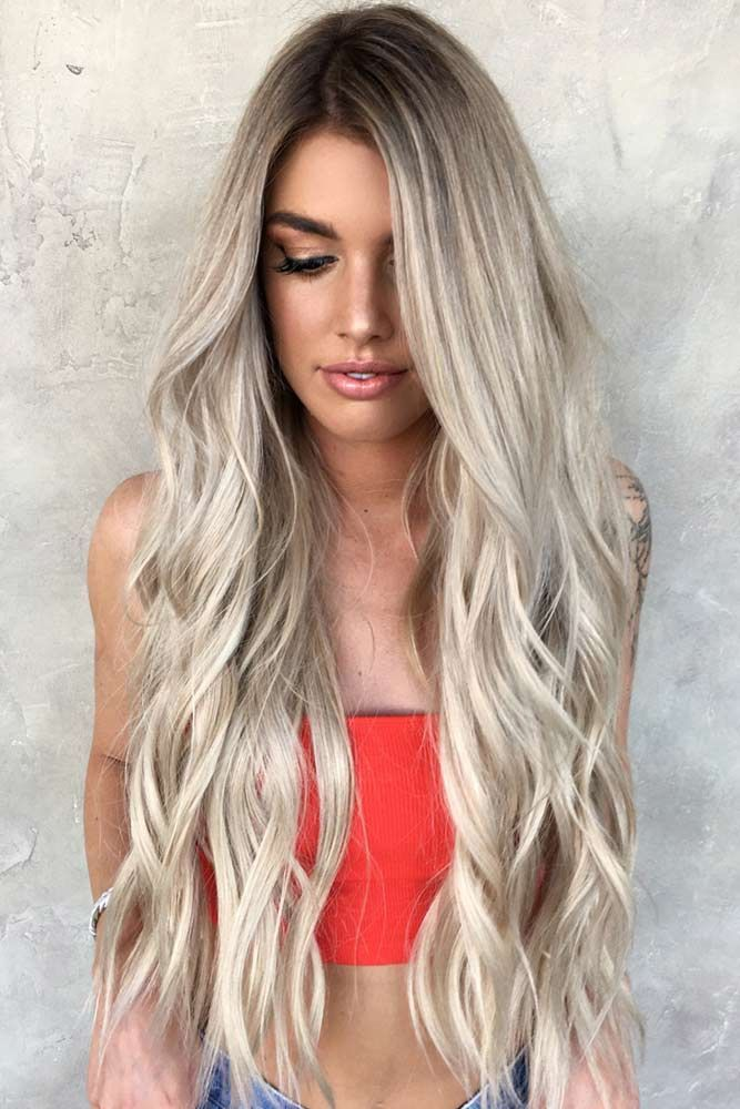 100 Platinum Blonde Hair Shades And Highlights For 2020 Lovehairstyles Long Hair Styles Platinum Blonde Hair Blonde Wig