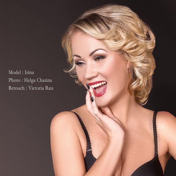 #Ретушь #фото #модели #ню для портфолио  #Retouching #photo#portrait #model #nu in #lingerie.  #model  : Irina #photo  : @Helg #retoucher ✒ : @Victoria_Rais #ретушь #ретушь_портрета #ретушер #retouching #retouch #ретушь_фото