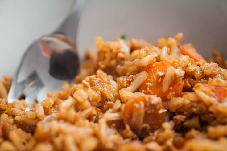 Quick Fried Rice | Everything about Food | Pinterest