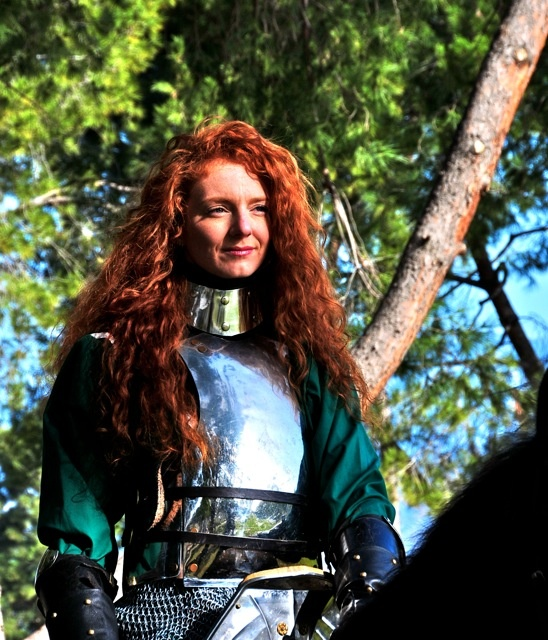 Renaissance Faire Jouster - who is this, and which Faire?