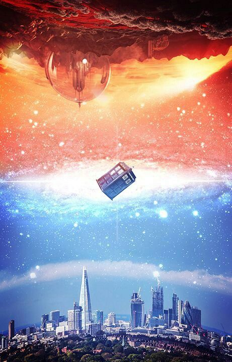 Gallifrey Tardis Earth