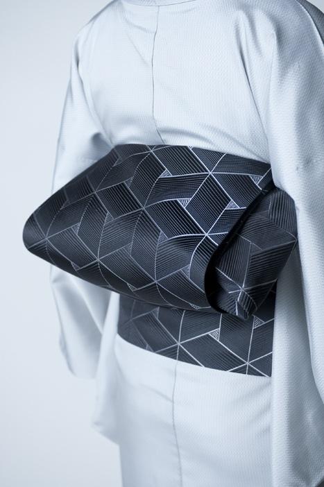 お洒落なファッション、リアルクローズの着物ブランド awai|着まわしコーディネート [ 薔薇 ]
