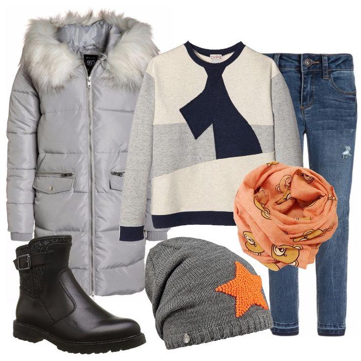 Outfit Ben protetta dal freddo