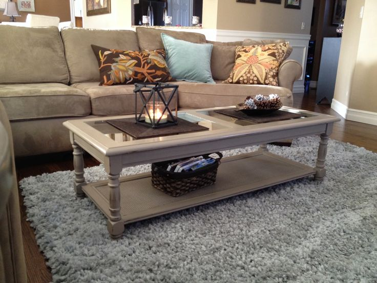 Coffee Table Redo With Chalk Paint ASCP Coco My DIY Projects