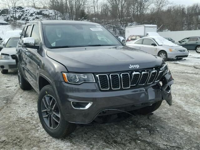 Salvage 2018 Jeep Grand Cherokee Limited Jeep Grand Cherokee Limited Jeep Grand Jeep Grand Cherokee