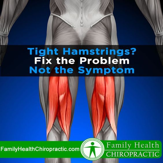 Tight Hamstrings? Stretching may not be your problem. Read our latest article on causes and solutions for tight hamstrings.