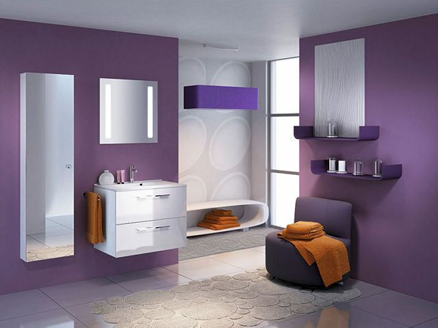 Come dipingere le pareti del bagno