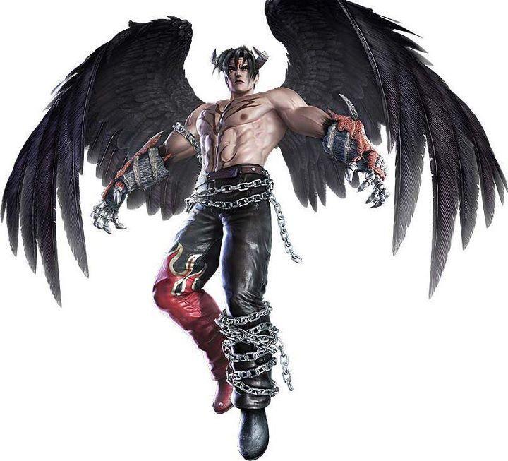 Devil Jin - TTT2