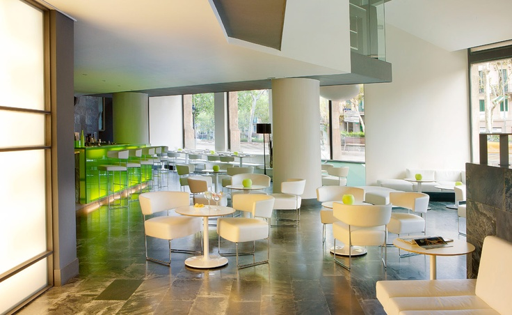Lobby del H10 Casanova - H10 Hotels