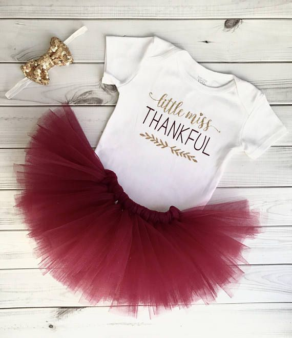 Thanksgiving Outfit Baby Girl. Thanks Giving Tutu Outfits for