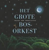 Zeer leuk kinderboek (peuter/kleuter) over de ochtendgeluiden in het bos!