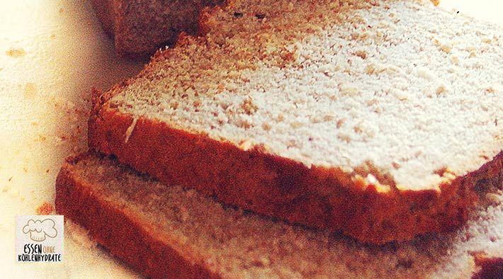 Leckeres Low-Carb Logi-Brot