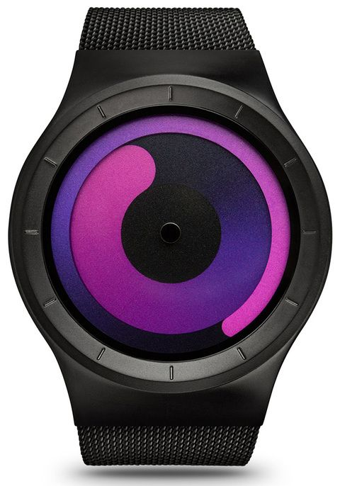 Ziiiro Mercury Black/ Purple watch is now available on Watches.com. Free Worldwide Shipping & Easy Returns. Learn more.