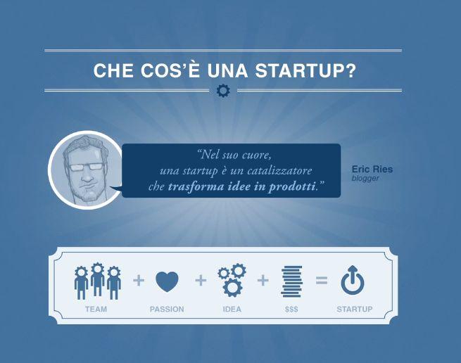 che cosa è una startup