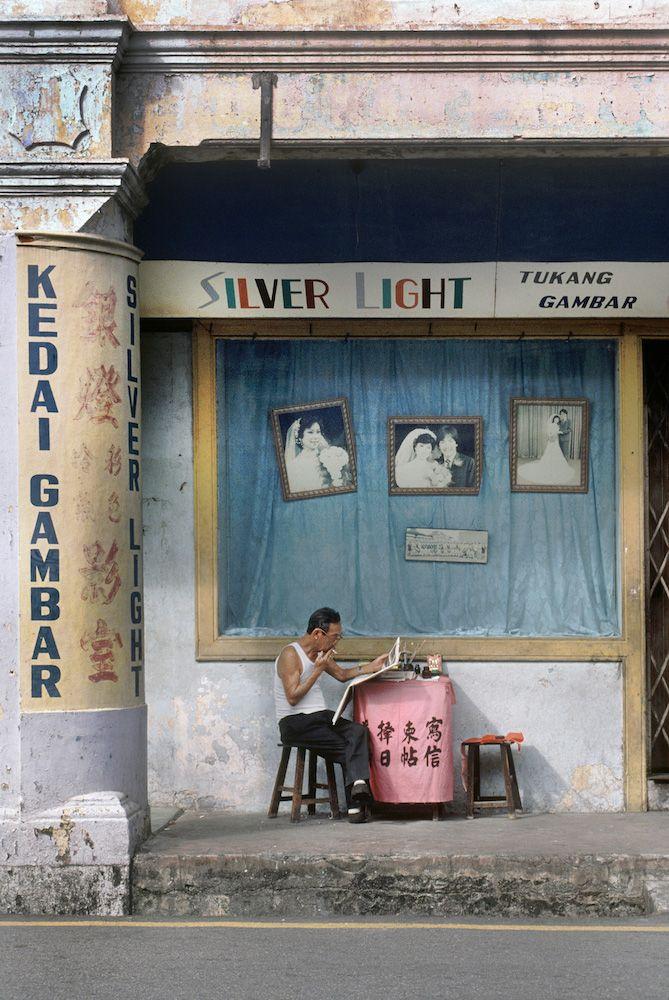 Fred Herzog, Silver Light, 1989