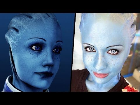 Mass Effect 3: Real Characters (Face Models and Cosplays)